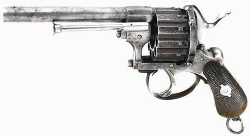 HQ Lefaucheux Revolver Wallpapers | File 24.27Kb