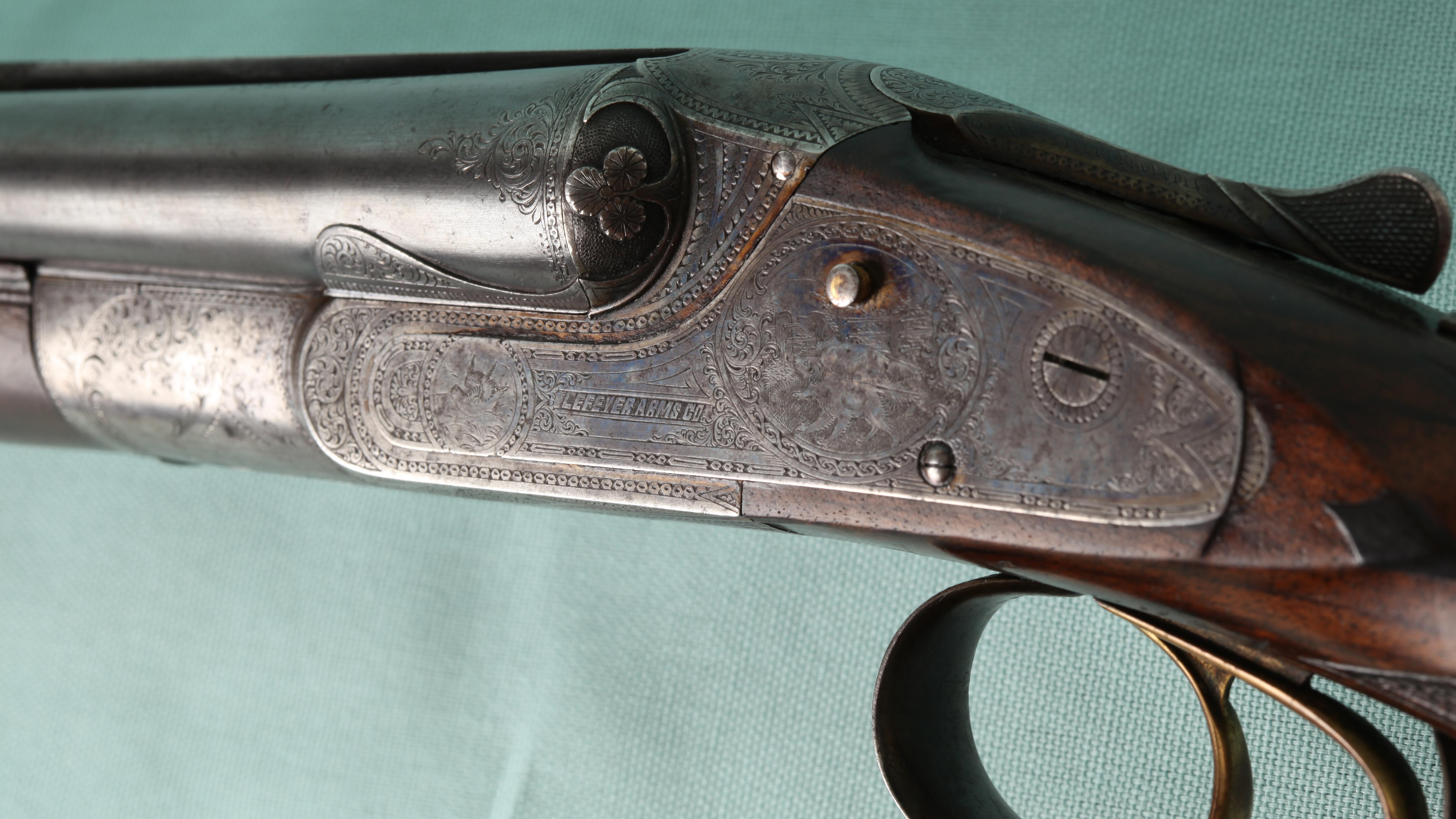 Images of Lefever Shotgun | 5650x3178