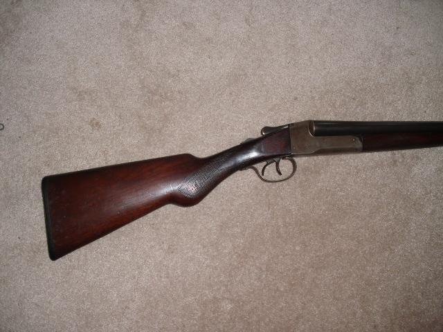 Images of Lefever Shotgun | 640x480