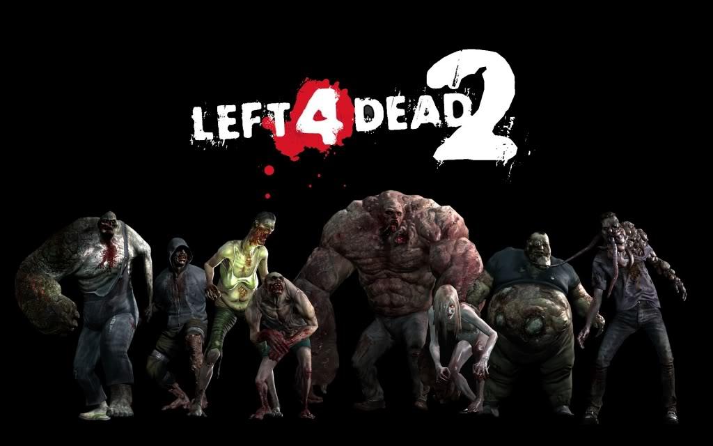 Left 4 Dead 1 Wallpaper