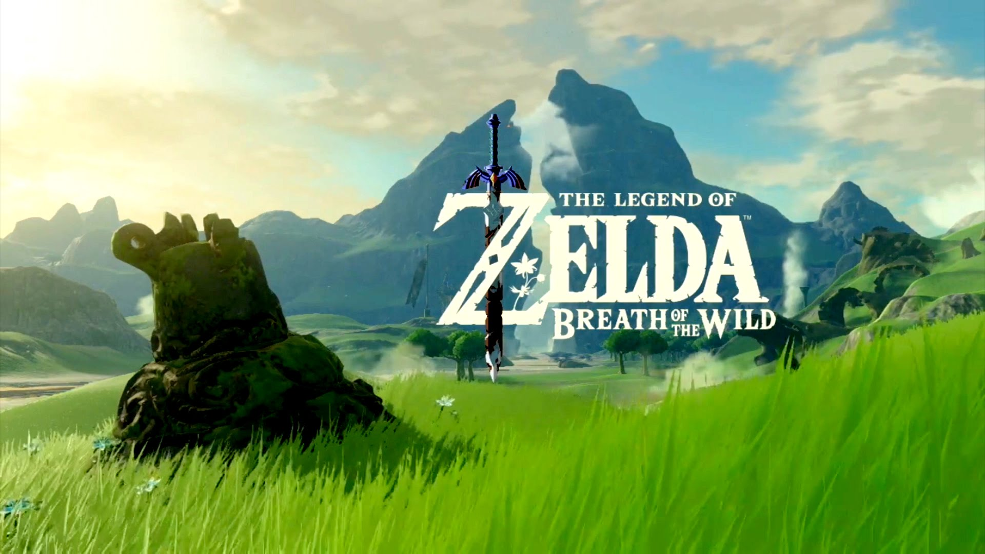 The Legend Of Zelda Breath Of The Wild Wallpapers Video Game Hq