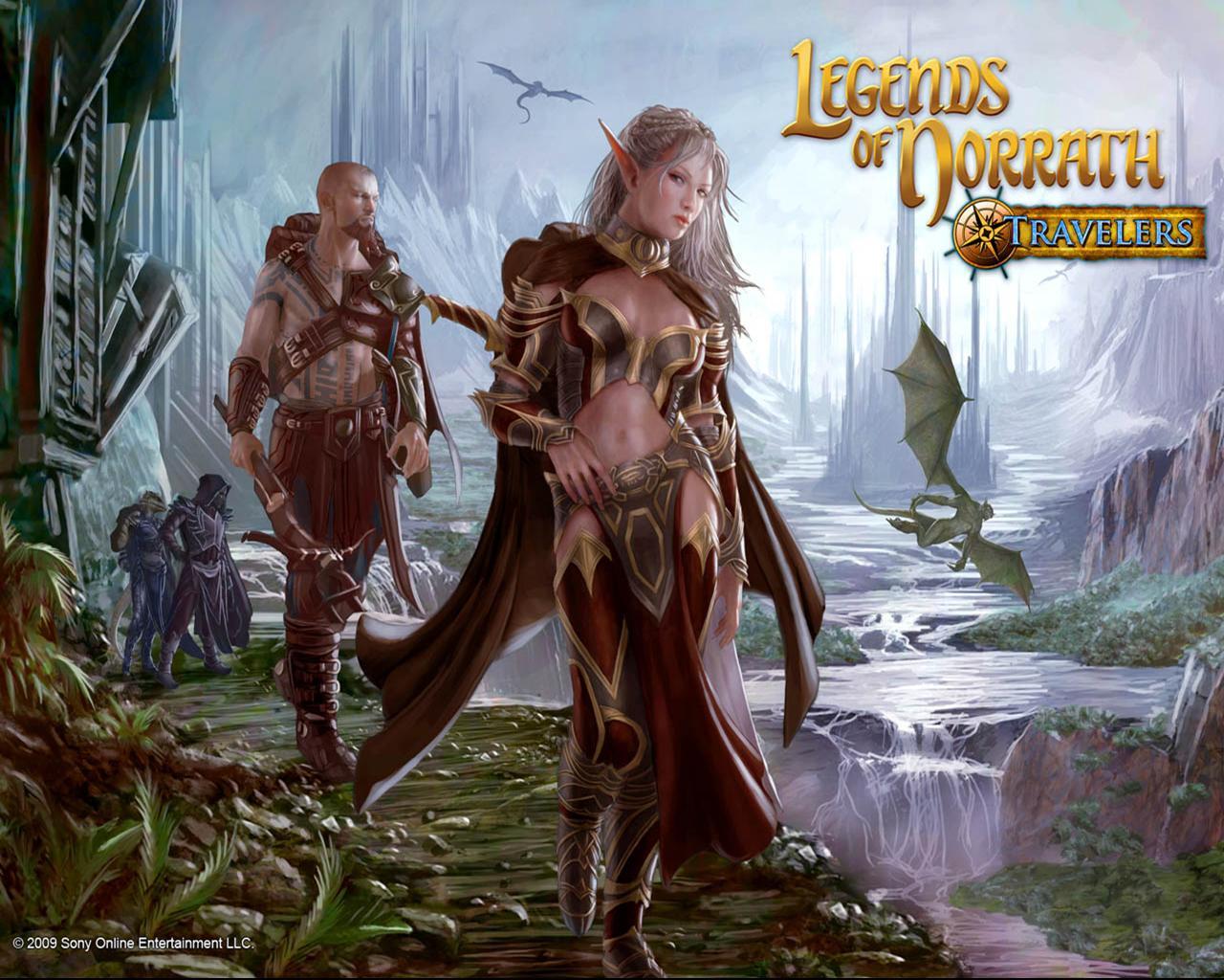 1280x1024 > Legends Of Norrath Wallpapers