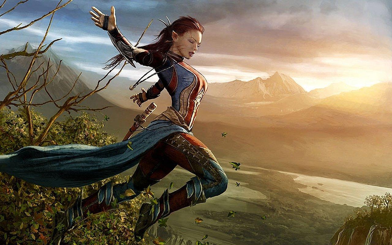 Legends Of Norrath Backgrounds on Wallpapers Vista