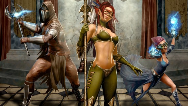 Amazing Legends Of Norrath Pictures & Backgrounds