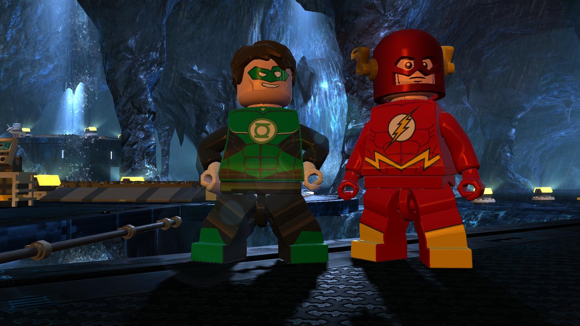 HQ LEGO Batman 2: DC Super Heroes Wallpapers | File 506.89Kb
