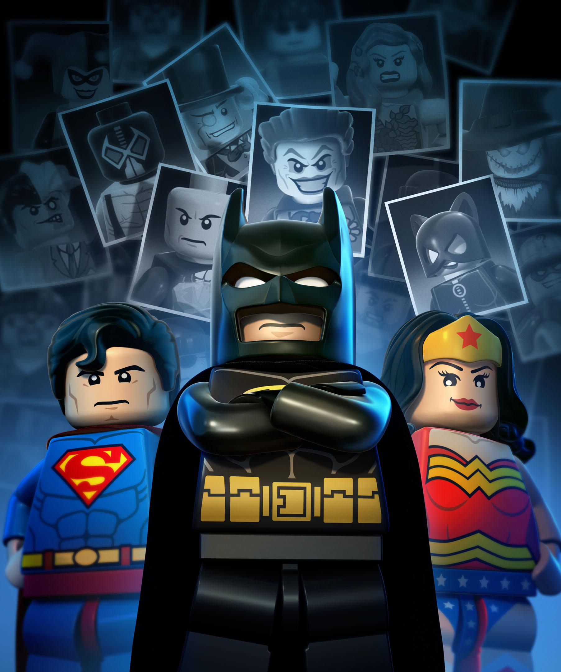 LEGO Batman 2: DC Super Heroes Pics, Video Game Collection