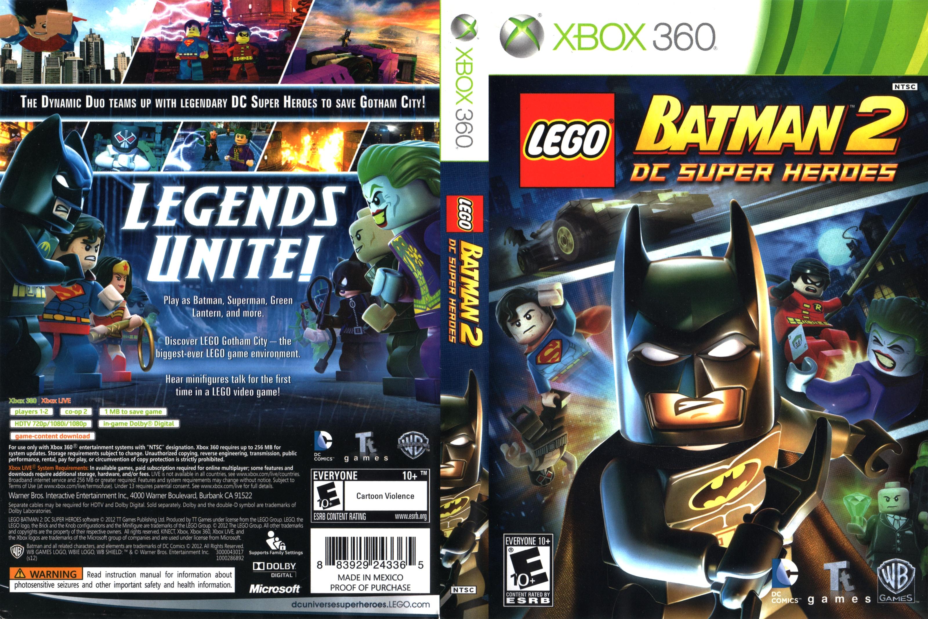 3200x2134 > LEGO Batman 2: DC Super Heroes Wallpapers