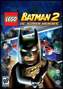 LEGO Batman 2: DC Super Heroes Backgrounds, Compatible - PC, Mobile, Gadgets| 250x354 px