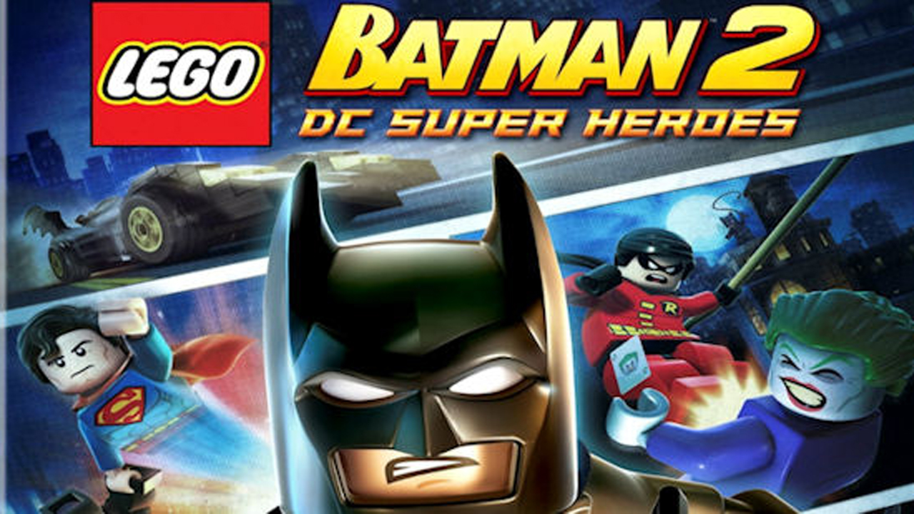 High Resolution Wallpaper | LEGO Batman 2: DC Super Heroes 1280x720 px