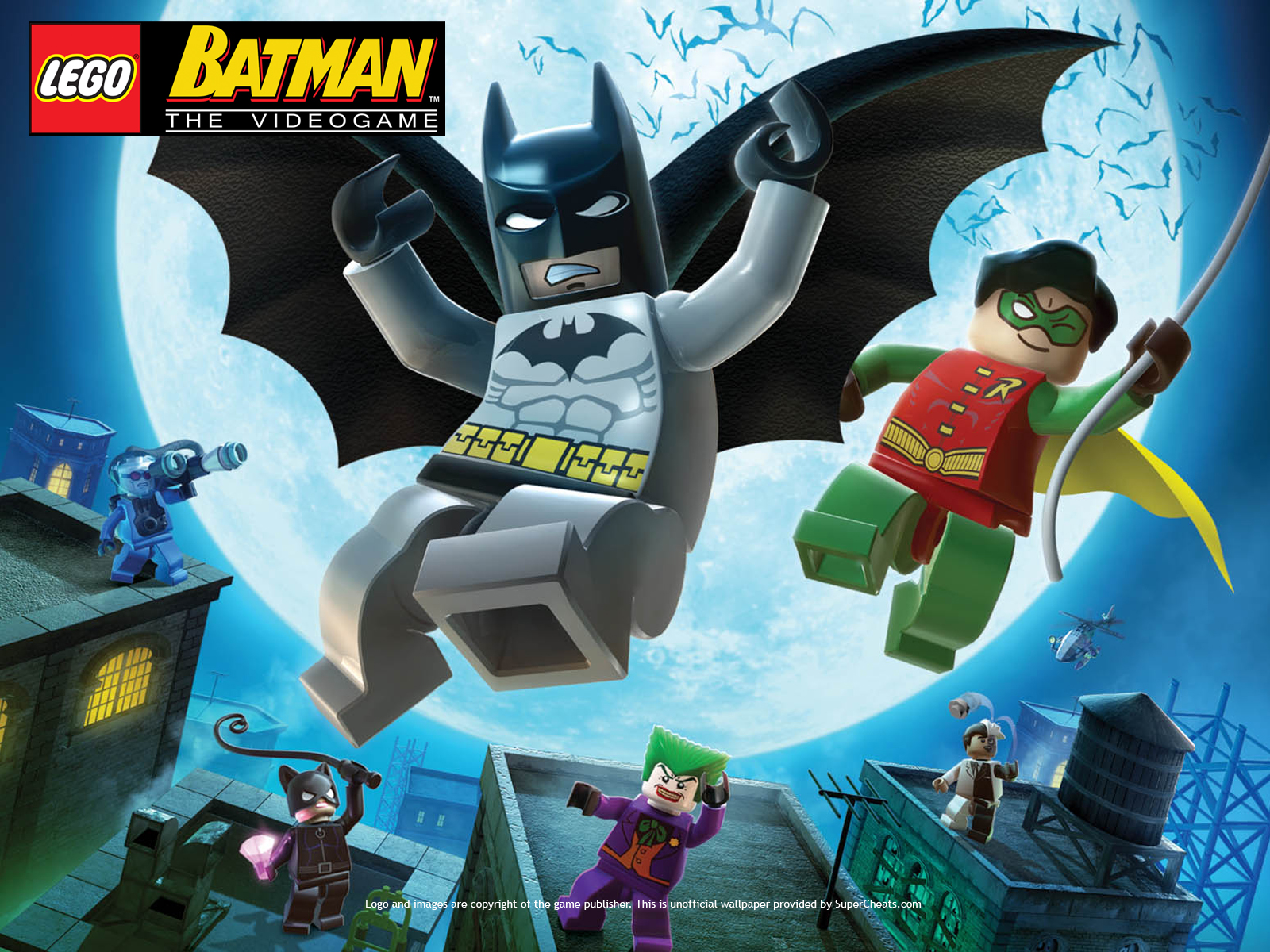 LEGO Batman: The Videogame High Quality Background on Wallpapers Vista