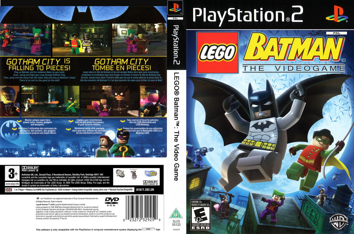 HD Quality Wallpaper | Collection: Video Game, 1200x795 LEGO Batman: The Videogame