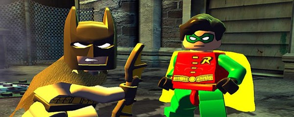Nice wallpapers LEGO Batman: The Videogame 600x240px