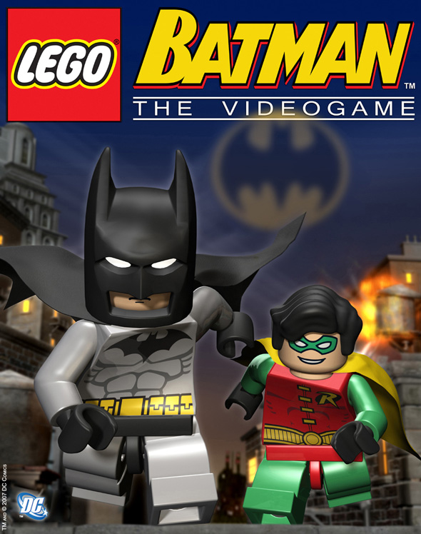 Images of LEGO Batman: The Videogame | 590x748