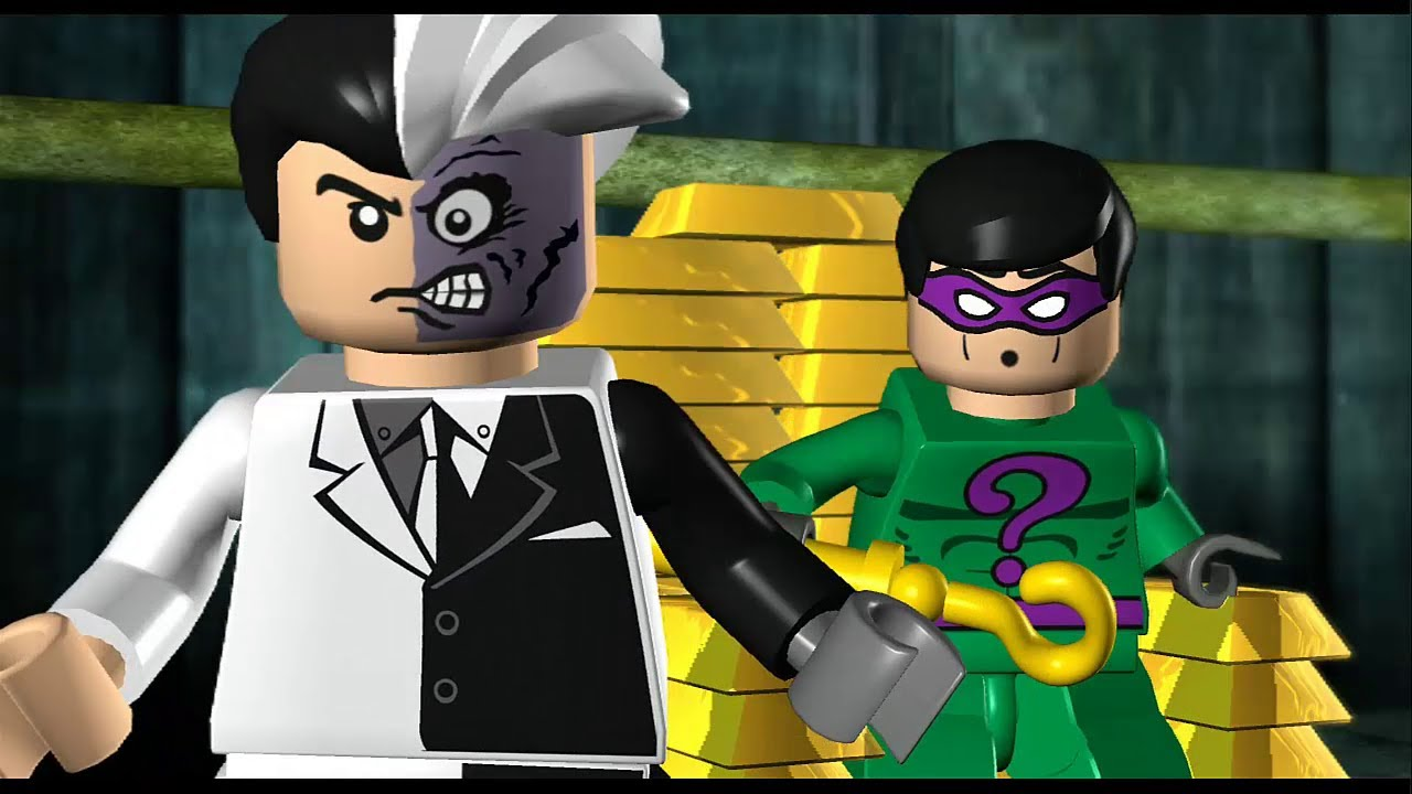 Images of LEGO Batman: The Videogame | 1280x720