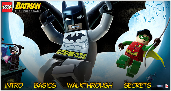 Nice Images Collection: LEGO Batman: The Videogame Desktop Wallpapers