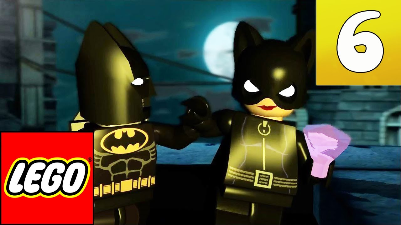 HQ LEGO Batman: The Videogame Wallpapers | File 102.66Kb