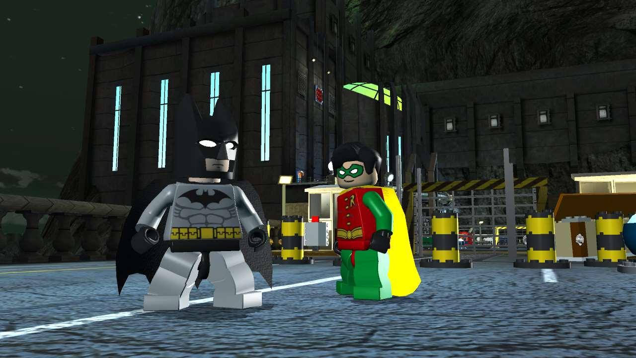 LEGO Batman: The Videogame Backgrounds, Compatible - PC, Mobile, Gadgets| 1280x720 px
