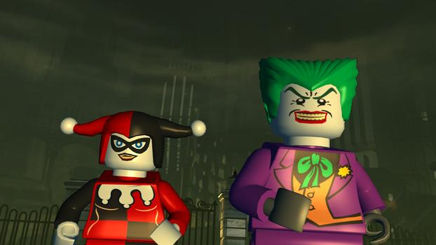 Images of LEGO Batman: The Videogame | 622x350