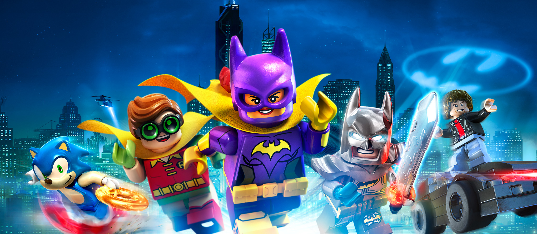 Nice wallpapers LEGO Dimensions 2256x984px