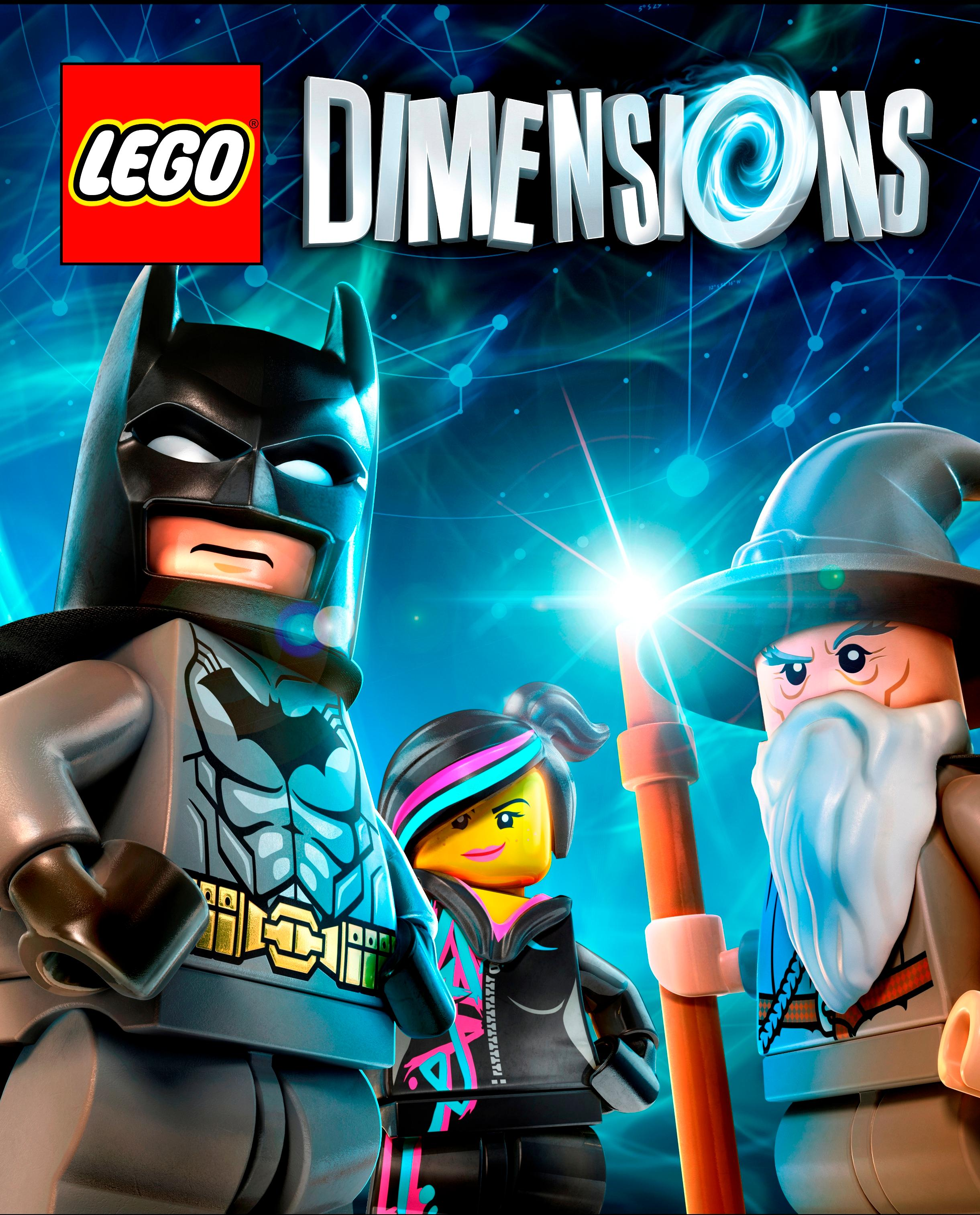 2441x3027 > LEGO Dimensions Wallpapers