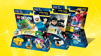 Nice Images Collection: LEGO Dimensions Desktop Wallpapers