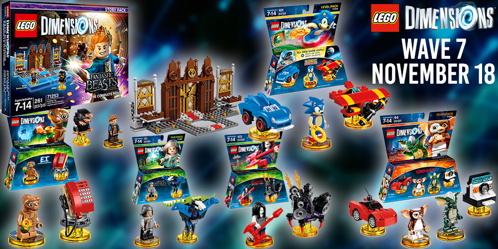 Images of LEGO Dimensions | 1000x500