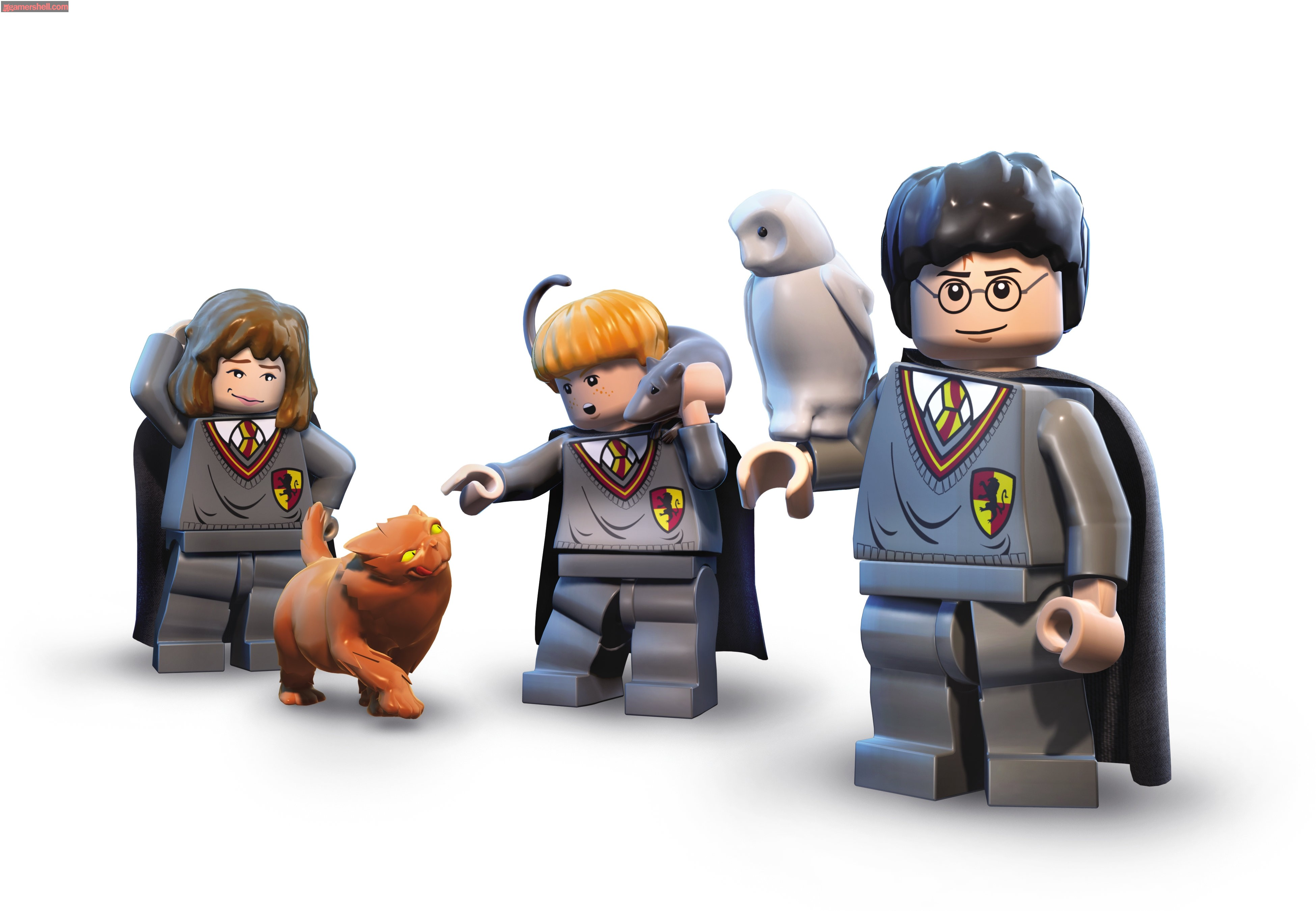 LEGO Harry Potter: Years 1-4 High Quality Background on Wallpapers Vista
