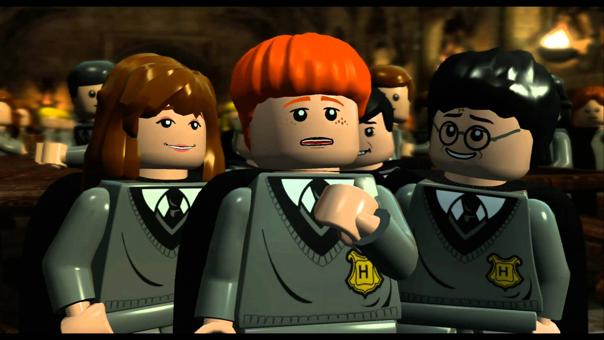 Images of LEGO Harry Potter: Years 1-4 | 1920x1080