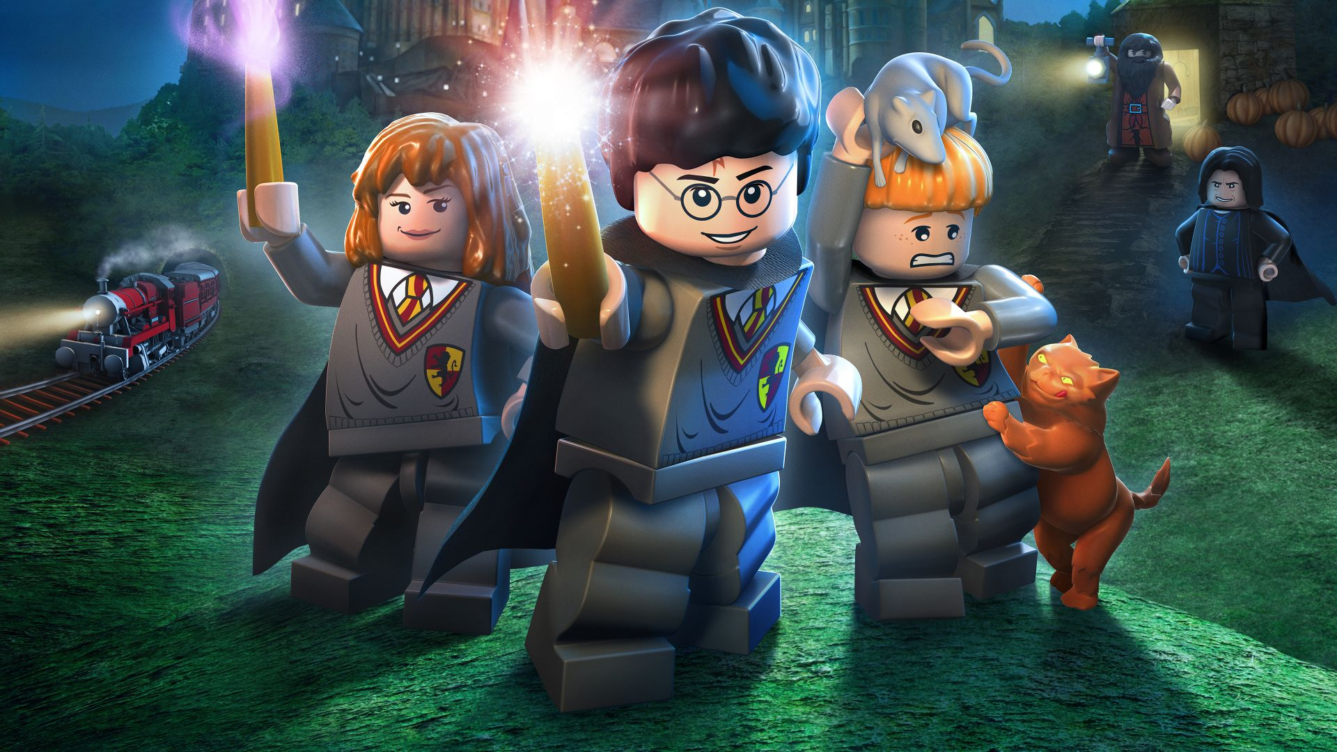 LEGO Harry Potter: Years 1-4 Pics, Video Game Collection