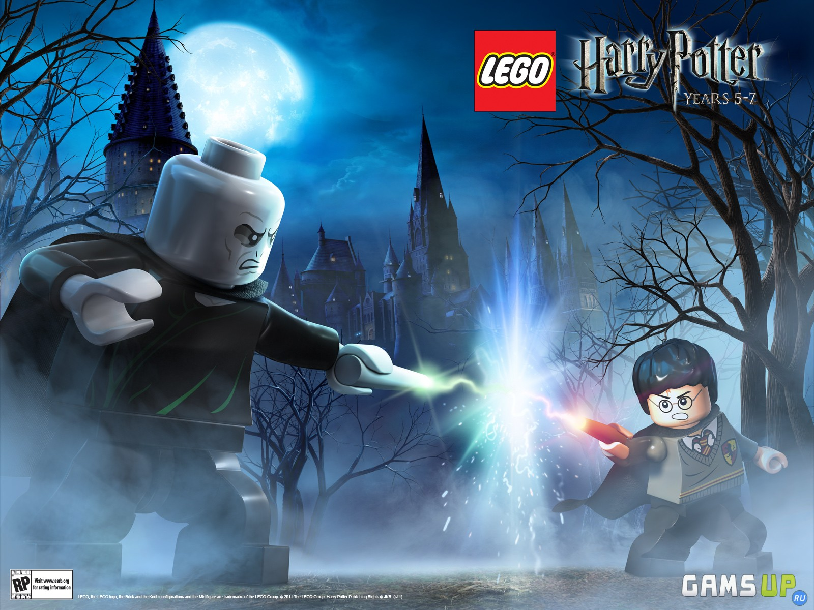 Images of LEGO Harry Potter: Years 1-4 | 1600x1200