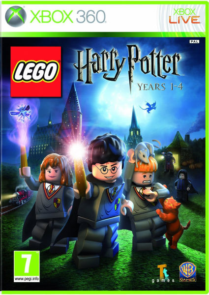 Nice Images Collection: LEGO Harry Potter: Years 1-4 Desktop Wallpapers