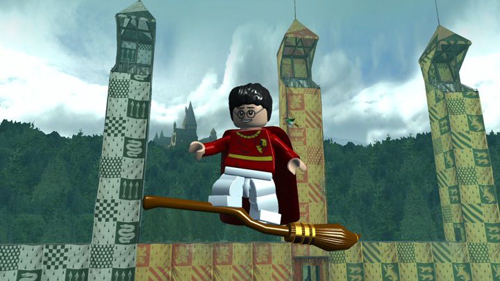 Images of LEGO Harry Potter: Years 1-4 | 720x405