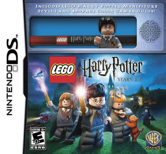 Images of LEGO Harry Potter: Years 1-4 | 640x591