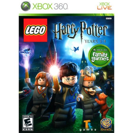 Images of LEGO Harry Potter: Years 1-4 | 450x450
