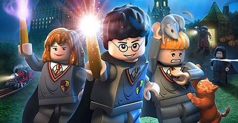 LEGO Harry Potter: Years 1-4 Backgrounds, Compatible - PC, Mobile, Gadgets| 482x250 px