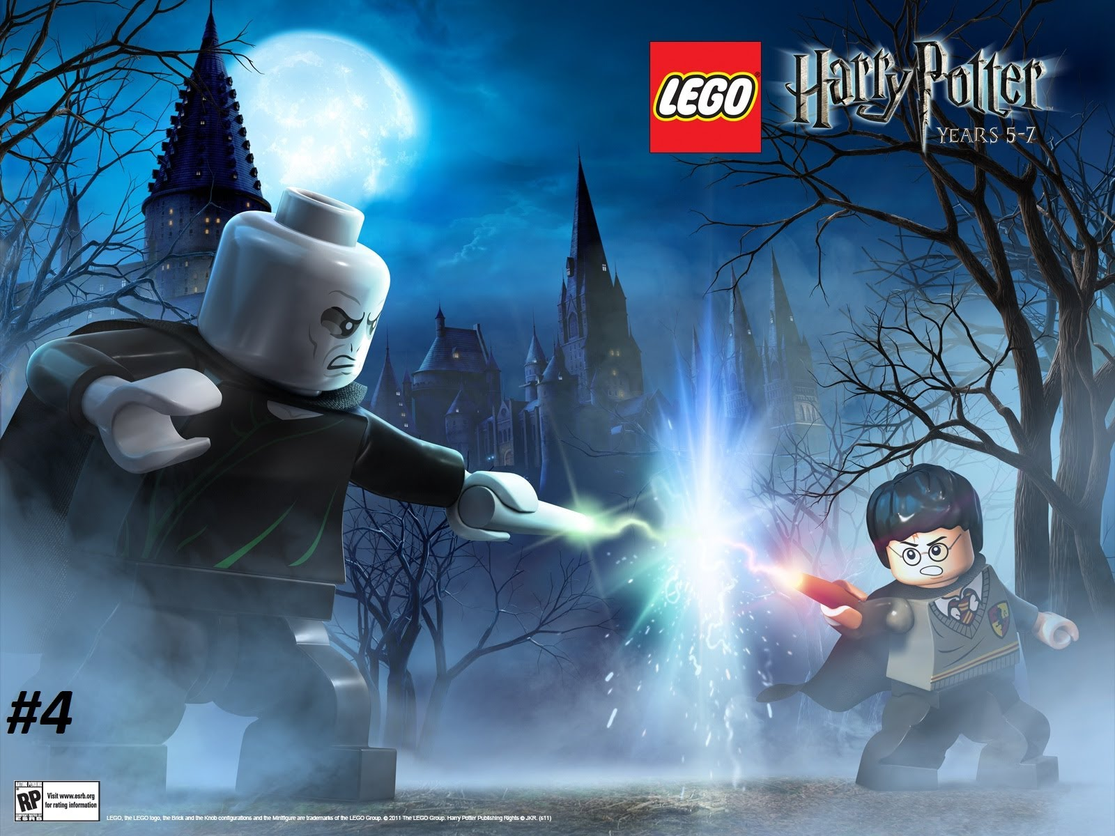 High Resolution Wallpaper | LEGO Harry Potter: Years 5-7 1600x1200 px