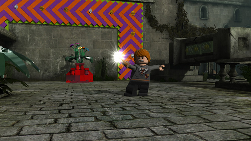 Nice Images Collection: LEGO Harry Potter: Years 5-7 Desktop Wallpapers