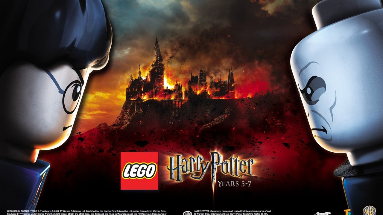 HD Quality Wallpaper | Collection: Video Game, 1280x720 LEGO Harry Potter: Years 5-7
