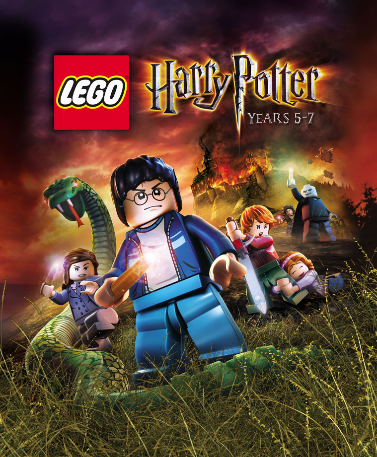 Nice wallpapers LEGO Harry Potter: Years 5-7 759x921px