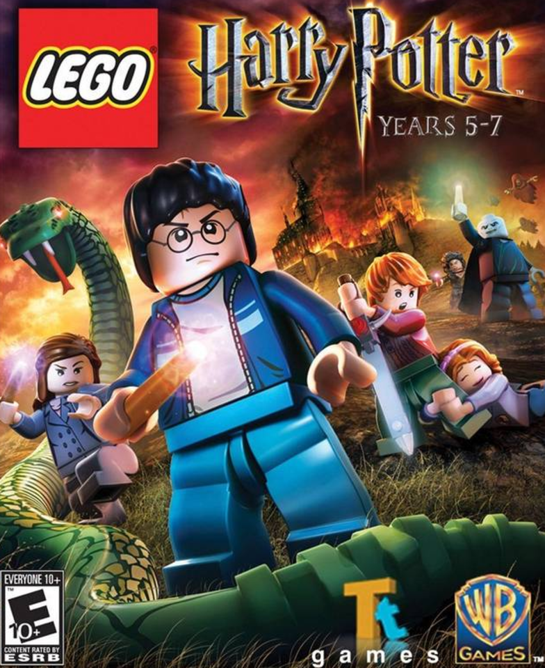 Images of LEGO Harry Potter: Years 5-7 | 784x960