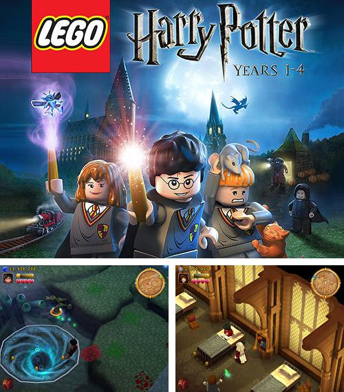 Amazing LEGO Harry Potter: Years 5-7 Pictures & Backgrounds