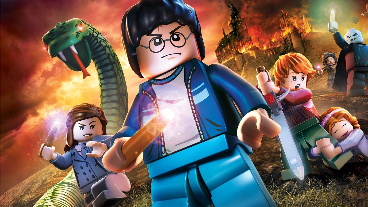 LEGO Harry Potter: Years 5-7 Backgrounds, Compatible - PC, Mobile, Gadgets| 1280x720 px