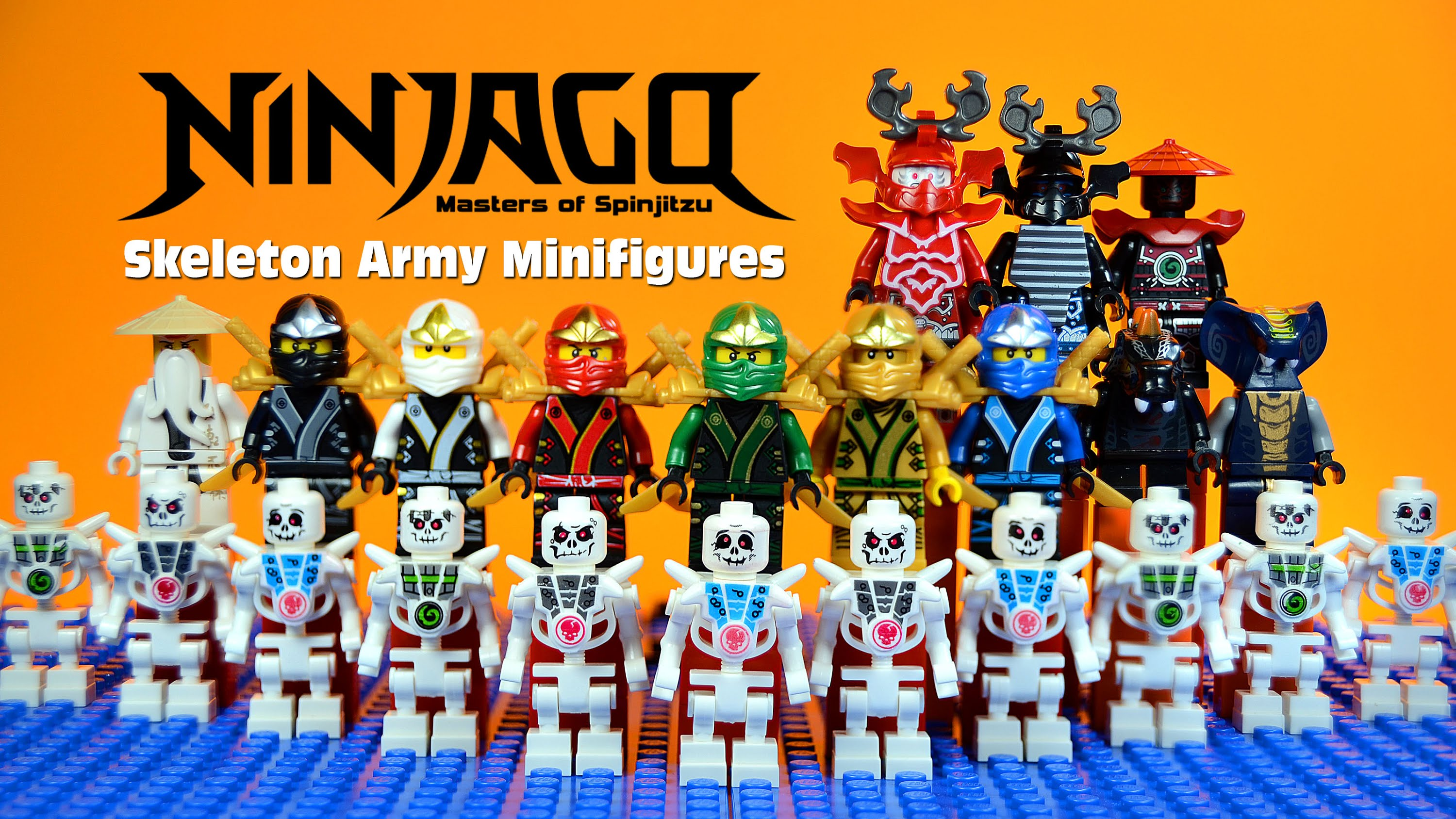 Lego Ninjago Masters Of Spinjitzu Wallpapers Movie Hq Lego Images, Photos, Reviews
