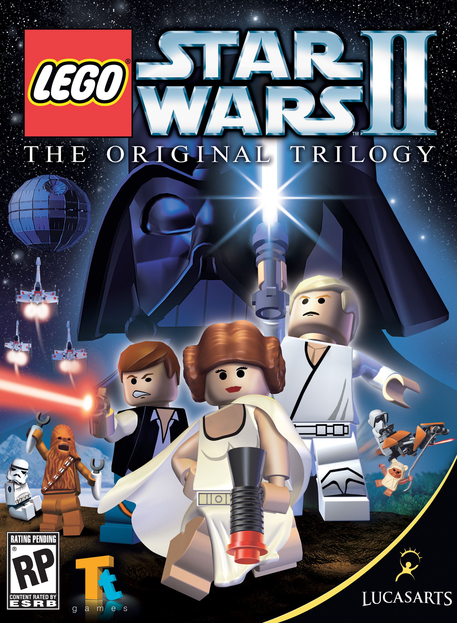 Lego Star Wars Ii The Original Trilogy Wallpapers Video Game Hq Lego Star Wars Ii The Original Trilogy Pictures 4k Wallpapers 2019