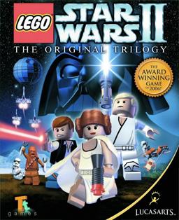 lego star wars ii the original trilogy wallpaper 2