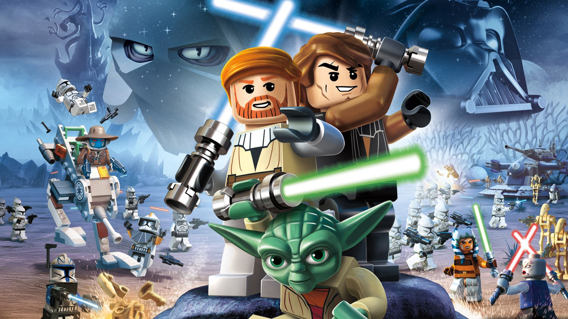 Most Viewed Lego Star Wars Iii The Clone Wars Wallpapers 4k