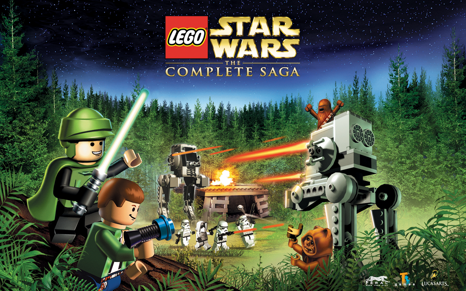 Most Viewed Lego Star Wars The Complete Saga Wallpapers 4k Wallpapers