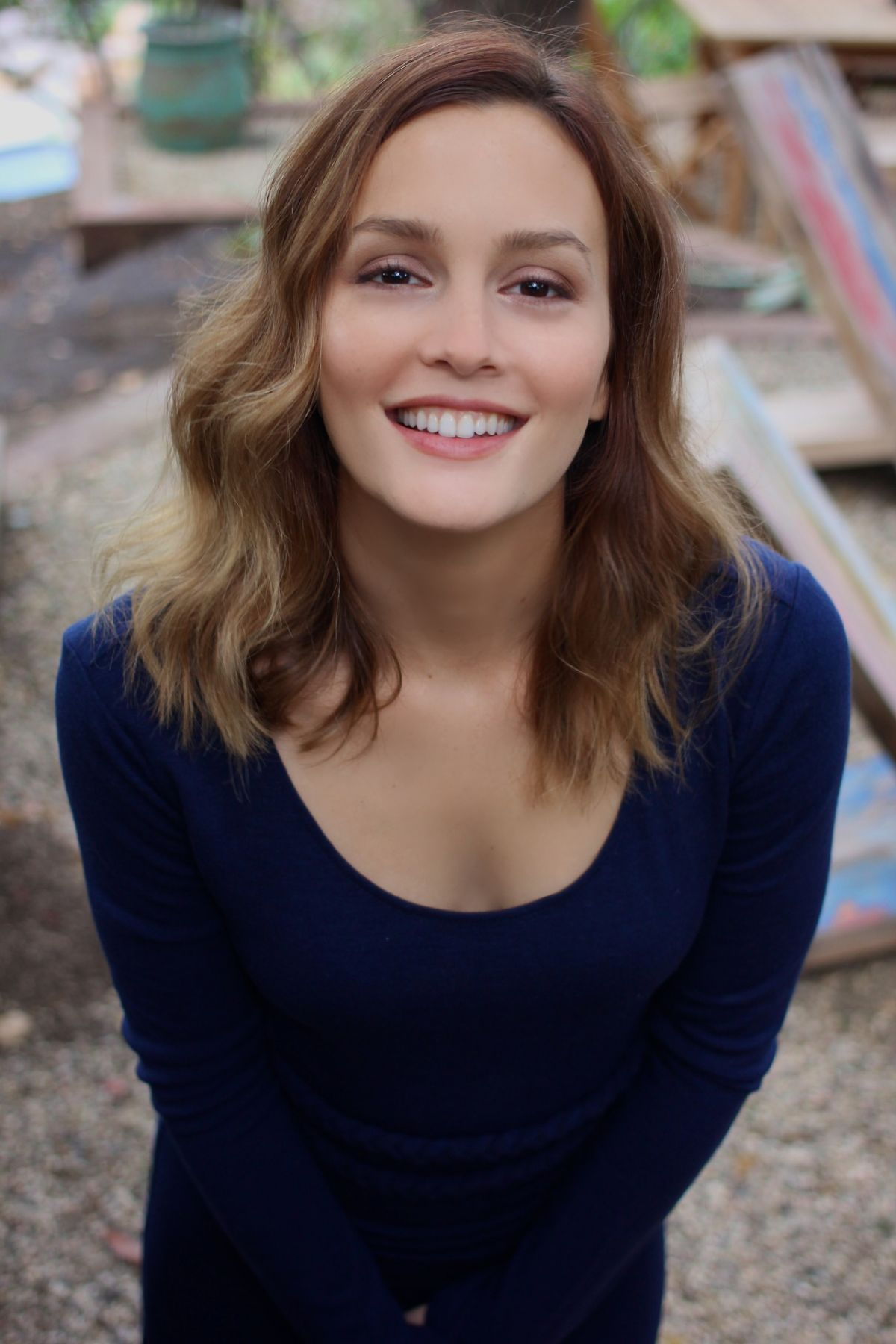 Leighton Meester Wallpapers Celebrity Hq Leighton Meester Pictures 4k Wallpapers 2019