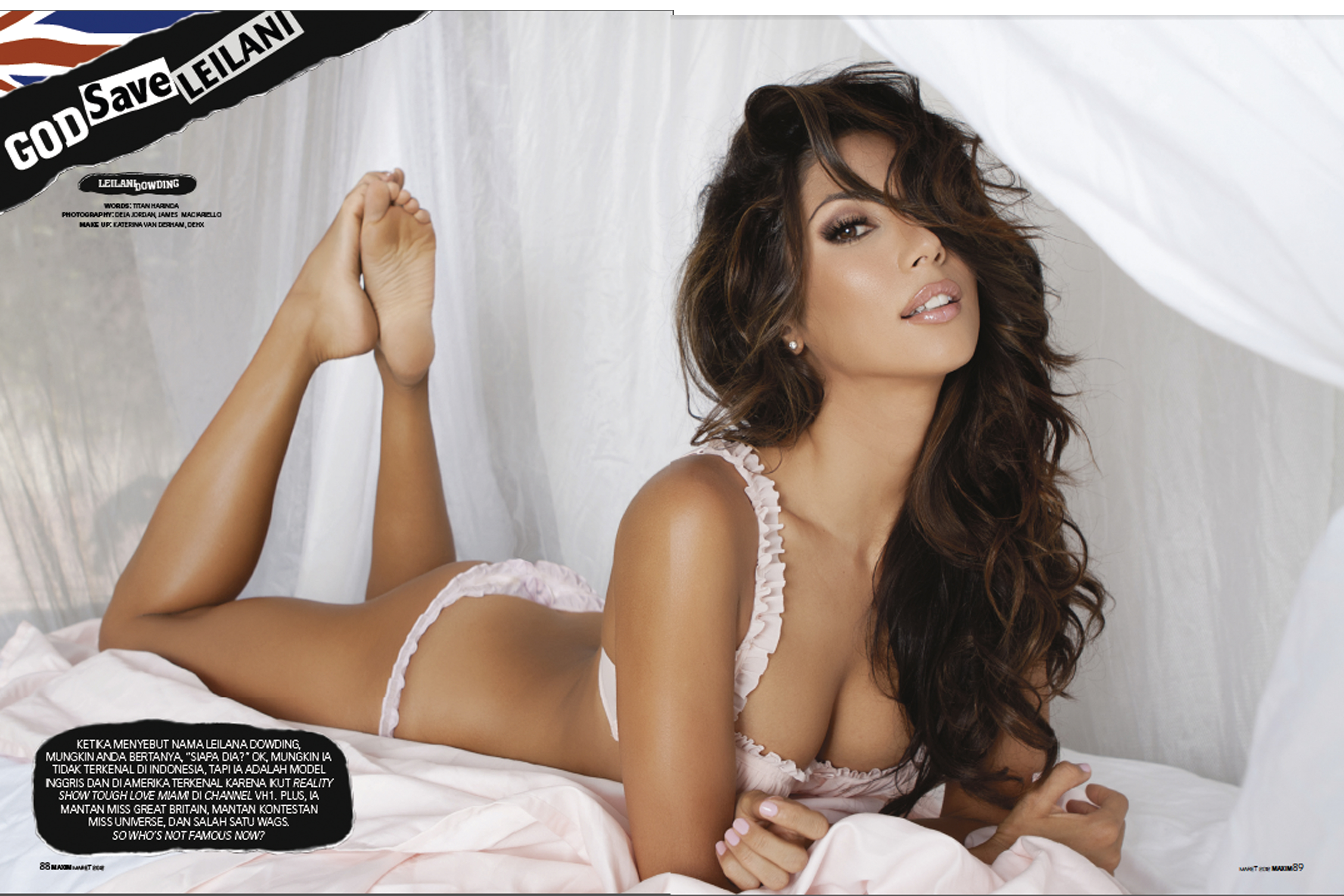 Leilani Dowding #5