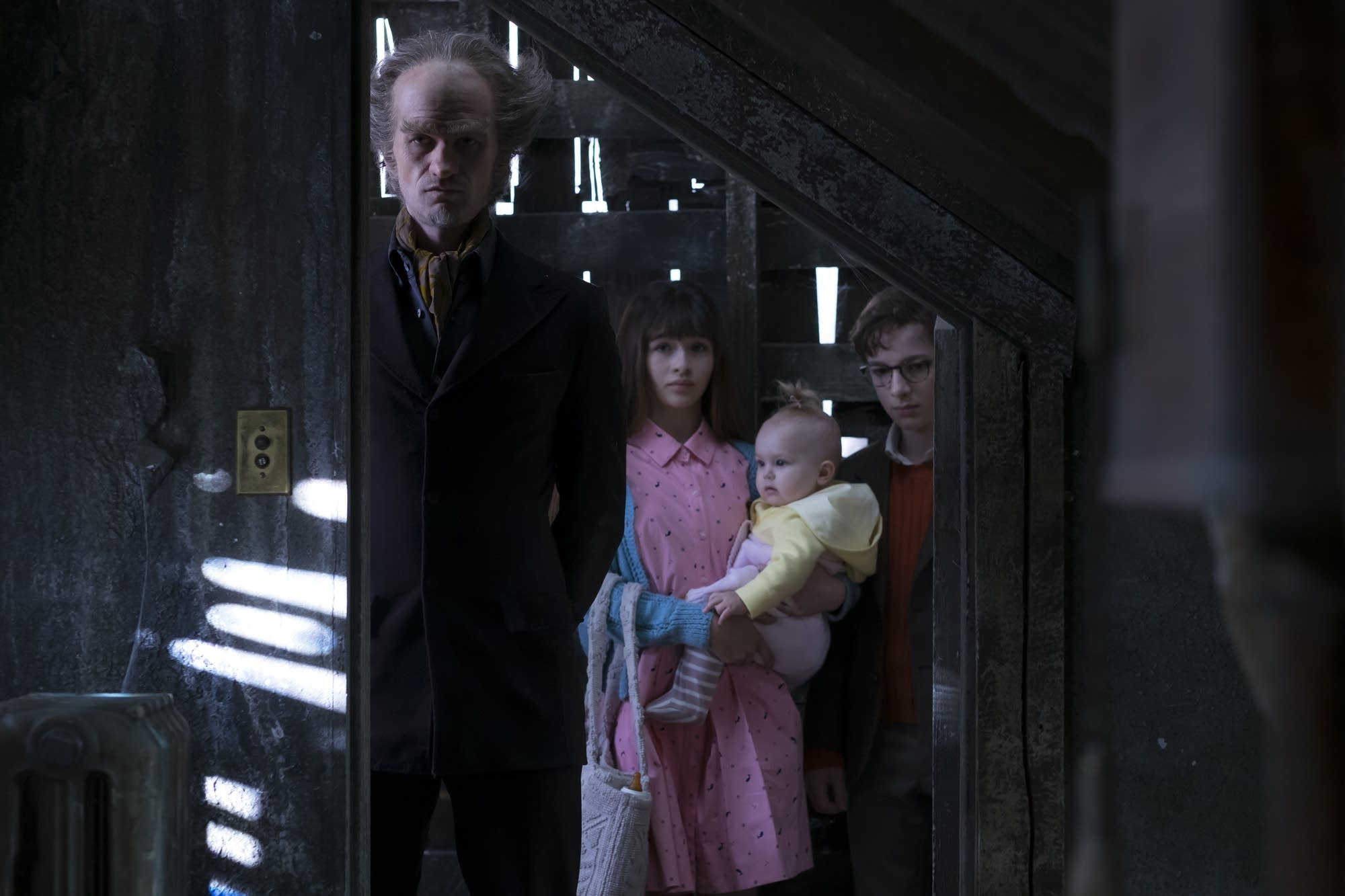 Lemony Snicket S A Series Of Unfortunate Events Wallpapers Movie